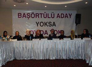 Ali Bulaç'tan Başörtülü Adaylara Eleştiri