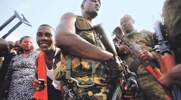Fildişi Lideri Gbagbo İçin Geri Sayım Başladı