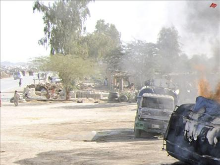 Pakistanda Türbede Patlama: 41 Ölü