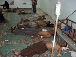 Yemen Diktatörlüğü Halka Yine Ölüm Kustu
