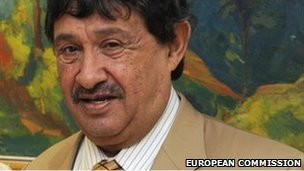 Kaddafinin elçisi Türkiyede
