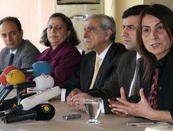 AK Parti ve BDP Görüşmesi Başladı