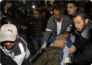 Gazze'de Vahşet: İki Günde 14 Şehit
