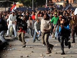 Tahrirdeki Halka Ordu Müdahale Etti