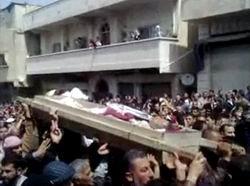 Suriyede İsyan Ateşi Alevleniyor...
