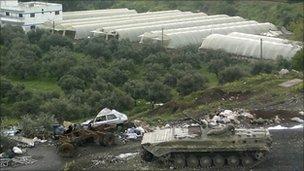 Suriye Ordusu Beyda yı Kuşattı