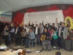 VAN'DA ÖZGÜR-DER COŞKUSU -İslami Mücadelede Yeni Halka-