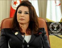Devrik Tunus Liderinin Eşi MOSSAD Ajanı mı?