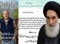 Ayetullah Sistani, ABDden Rüşvet Aldı mı?