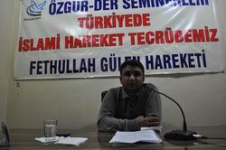 Diyarbakırda Gülen Hareketi Konuşuldu