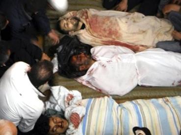 Suriyeden Katliam Haberleri Geliyor! İşte Görüntüler...