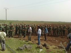 Suriye Ordusundaki İsyan Büyüyor (VİDEO)