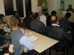 Sivas Özgür-Der'de Tefsir Çalışmaları Devam Ediyor
