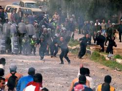 Şam'ın Varoşları Esada Karşı Direnişte