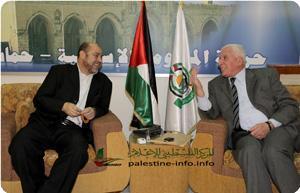 Hamas ile El-Fetih Anlaştı