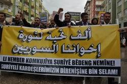 Diyarbakırdan Suriye Direnişine Destek!