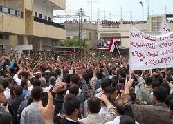 Der'a'da Halkın Üzerine Ateş Açıldı: 17 Ölü
