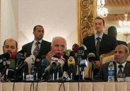 Hamas-Fetih Anlaşmasının Ana Hatları