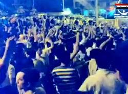 Suriyede Gece Gösterisi
