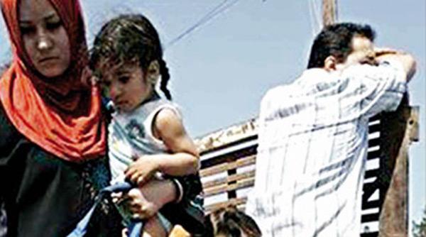 Milyonlarca Filistinli Mülteci İsrail'e Yürüyecek