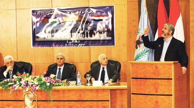 Hamas-Fetih Anlaşması Sevindirdi!