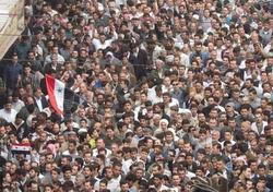 Gözaltılar Suriyeli Göstericileri Yıldıramadı