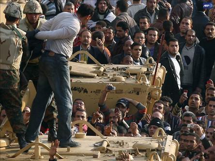 Irakta Cezaevinde İsyan