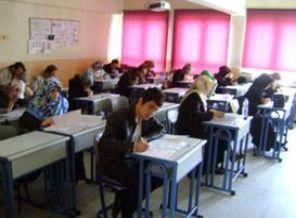 Kuran-ı Kerim Bilgi Yarışması Sınavı Yapıldı