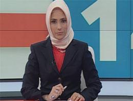 STVden Başörtülü Haber Spikeri Açılımı