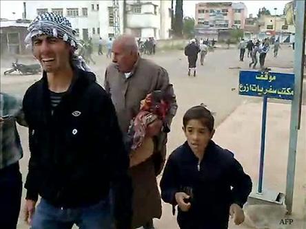 Suriyeden BM Yardım Ekibine Veto