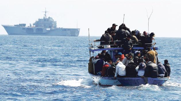 Denizdeki mülteciler ve Unutulan İnsanlık