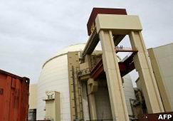 İranın Nükleer Santrali Çalışmaya Başladı