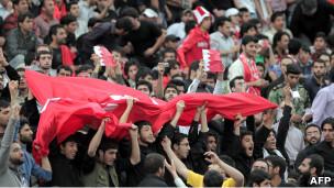 Bahreynde 300 Gösterici İşten Atıldı