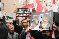 Baas Zorbalığı Teşvikiyede Protesto Edildi