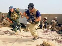 Blackwater, Körfezde Gizli Ordu Kurdu
