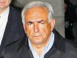IMF Başkanı Hapiste Üçüncü Gününde