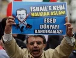 Suriye Halkı, Rejimden Daha Anti-Siyonist!