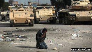 Af Örgütü Mısırda Derin Soruşturma İstedi