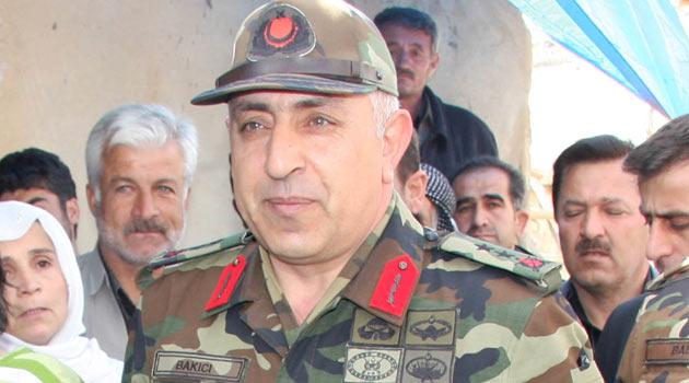 Tümg. Mustafa Bakıcıdan, K. Iraka Gizli Ziyaret