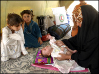 Irak'ta Onbinlerce Kişi Hala Kayıp...