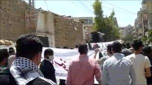 Suriyede Ölü Sayısı Yükseliyor