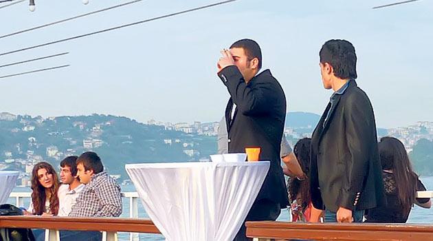 Liselilerin İçkili Tekne Partisine Bakanlık El Koydu