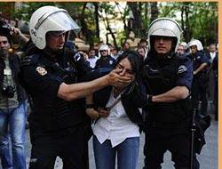 Taşeron İşçiler CHPyi Bastı: 15 Gözaltı