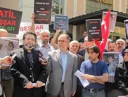 Beşşar Esad ve Suriyeli Yetkililere Suç Duyurusu!