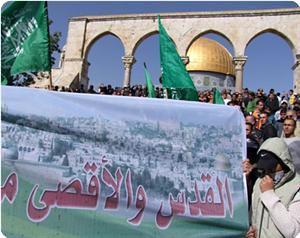 Haziranın İlk Cumasında Kudüse Akın Çağrısı