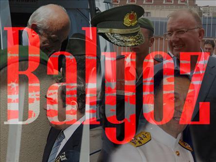 Balyozda 1 Korgeneral 2 Albay Tutuklandı