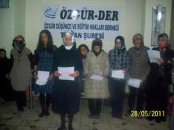 Tatvan 'Mavi Marmara Şehitlerini' Unutmadı