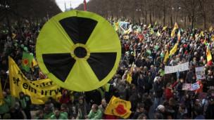 Almanya 2022de Nükleerle Vedalaşıyor