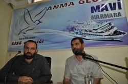 Diyarbakırda Mavi Marmara Programı