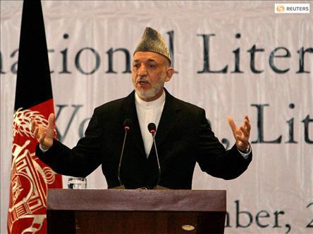 Karzai NATOya Sert Çıktı